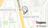 АвтоРекс на карте
