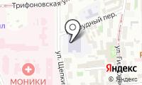 Средняя общеобразовательная школа №235 на карте