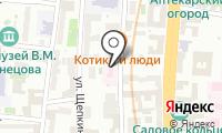 Детская городская поликлиника №113 на карте