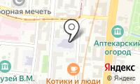 Средняя общеобразовательная школа №268 на карте