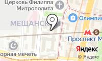 Судебный департамент при Верховном суде РФ на карте
