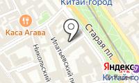 Почтовое отделение МОСКВА 132 на карте