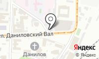Отдел распространения изданий на карте