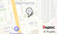 Диаком на карте