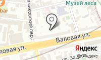 Эльруф на карте