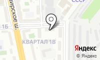 Химмед на карте