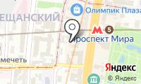 Русмедцентр на карте