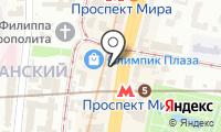 Королёв-Веб на карте