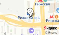 Музей железнодорожного транспорта на карте
