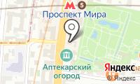 Государственный литературный музей на карте