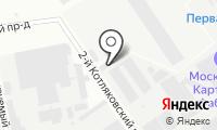 Лого Трейд на карте