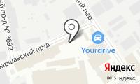 ИСМ на карте