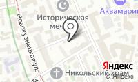 Представительство Администрации Брянской области при Правительстве РФ на карте