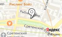 Почтовое отделение МОСКВА 45 на карте