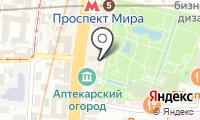 Огород на карте