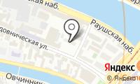 Детский сад №2022 на карте