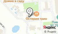Арвест на карте