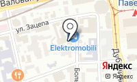 Главное Управление собственной безопасности МВД России на карте