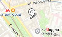 Московский областной совет ветеранов войны на карте