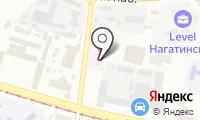МиВ на карте