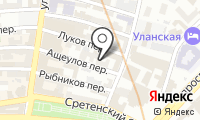 Константа-К на карте