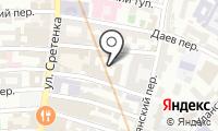 Базальт на карте