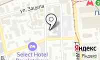 Государственный научный информационно-вычислительный центр на карте