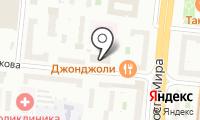 Федеральное дорожное агентство РФ на карте