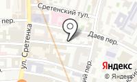 Институт гештальта и психодрамы на карте