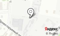 Сани на карте