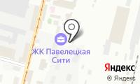 Фабер Гласс Рус на карте