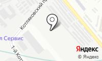 Профсервис на карте