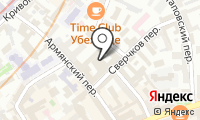 Зест-Персонал на карте