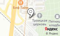 ХОРСЪ на карте