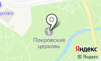 Храм Покрова Пресвятой Богородицы в Медведкове на карте