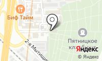 Храм Троицы Живоначальной на карте