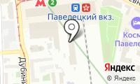 Оптика на Павелецкой на карте