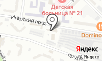 Отдел МВД России по Северо-Восточному административному округу на карте