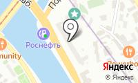 Ателье на Котельнической Набережной на карте