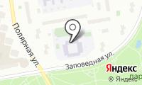 Средняя общеобразовательная школа №956 на карте