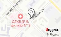Каскад Телеком на карте