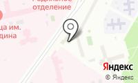 Муниципалитет внутригородского муниципального образования Нагатино-Садовники на карте