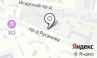 Транспортник на карте