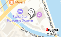 Riverside Towers на карте
