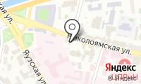 Посольство Республики Маврикий в г. Москве на карте