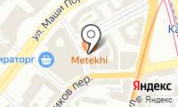 Колесо Времени на карте