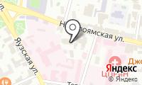 Храм Преподобного Симеона Столпника за Яузой на карте