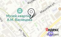 Мэдисон на карте