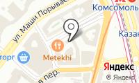 Специализированный регистратор на карте