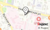 КИПАРИС на карте
